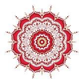 doodle mandala
