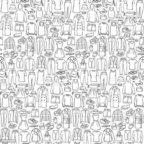 Doodle seamless pattern with man and woman clothes vector id540233058?b=1&k=6&m=540233058&s=612x612&h=kxk 9dyckgivz9ewefeafschewl88opvff48izll4cs=
