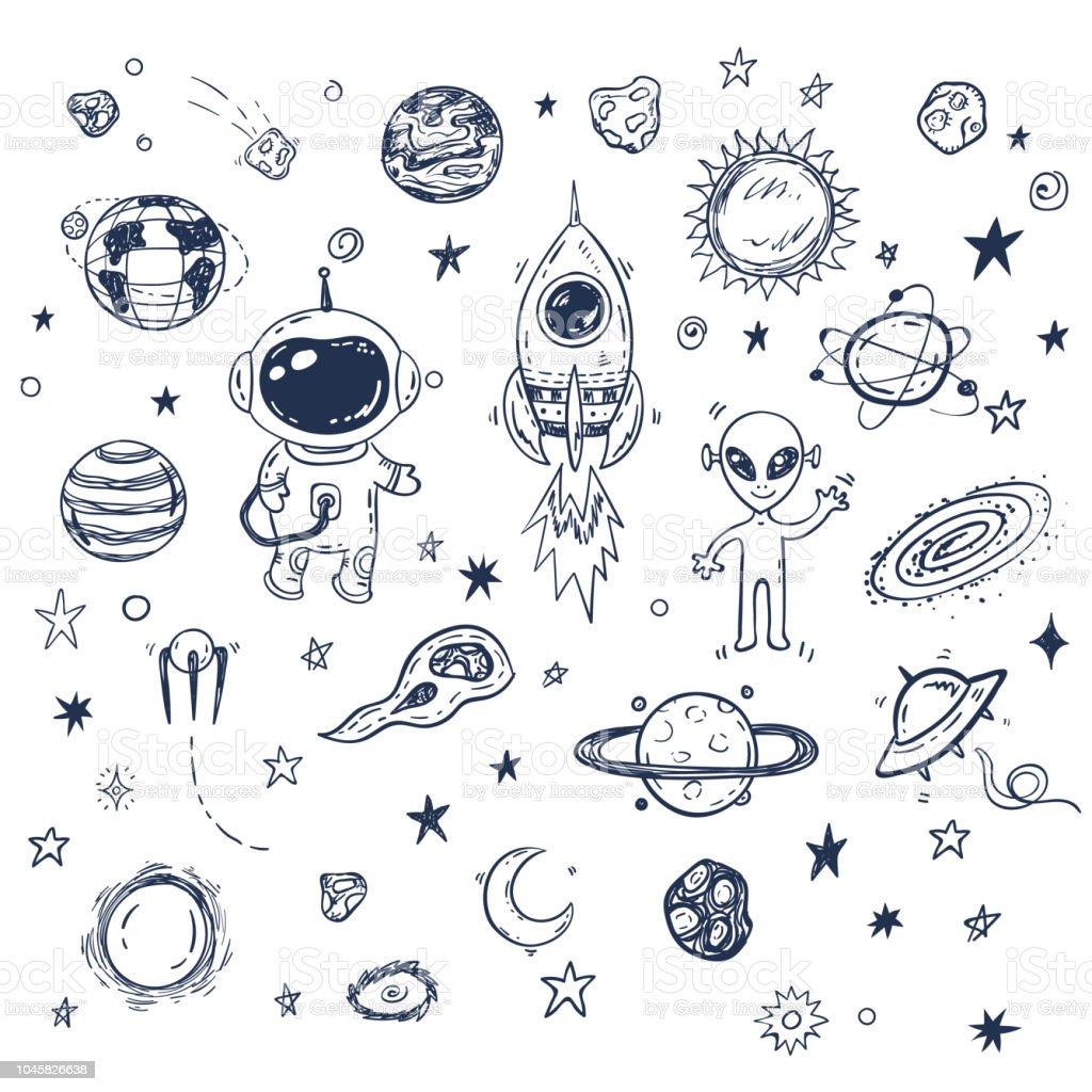 Rocket Alien Star