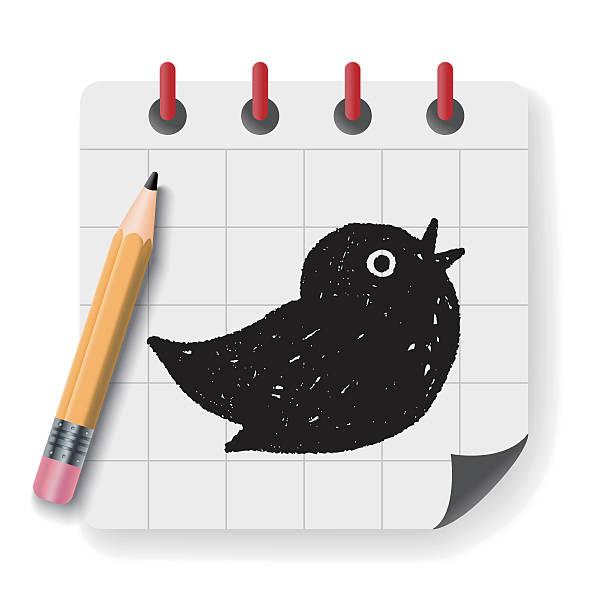 doodle twitter - twitter 幅插畫檔、美工圖案、卡通及圖標