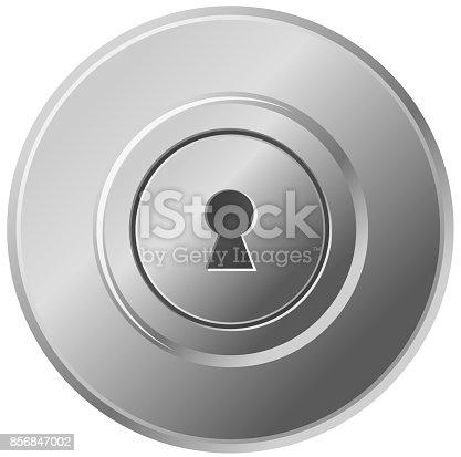door knob front view. Modren Front Door Knob Front View Vector Icon Stock Art U0026 More Images Of Circle  856847002  IStock On D