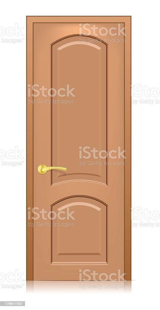 Door royalty-free door stock vector art & more images of accessibility