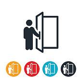 Doorman Icon