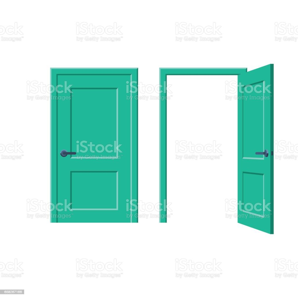 royalty free door clip art vector images illustrations istock rh istockphoto com open door policy clipart open church door clipart