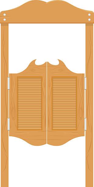 porte battante vecteurs et illustrations libres de droits istock. Black Bedroom Furniture Sets. Home Design Ideas