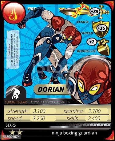istock Dorian_Card 518904674