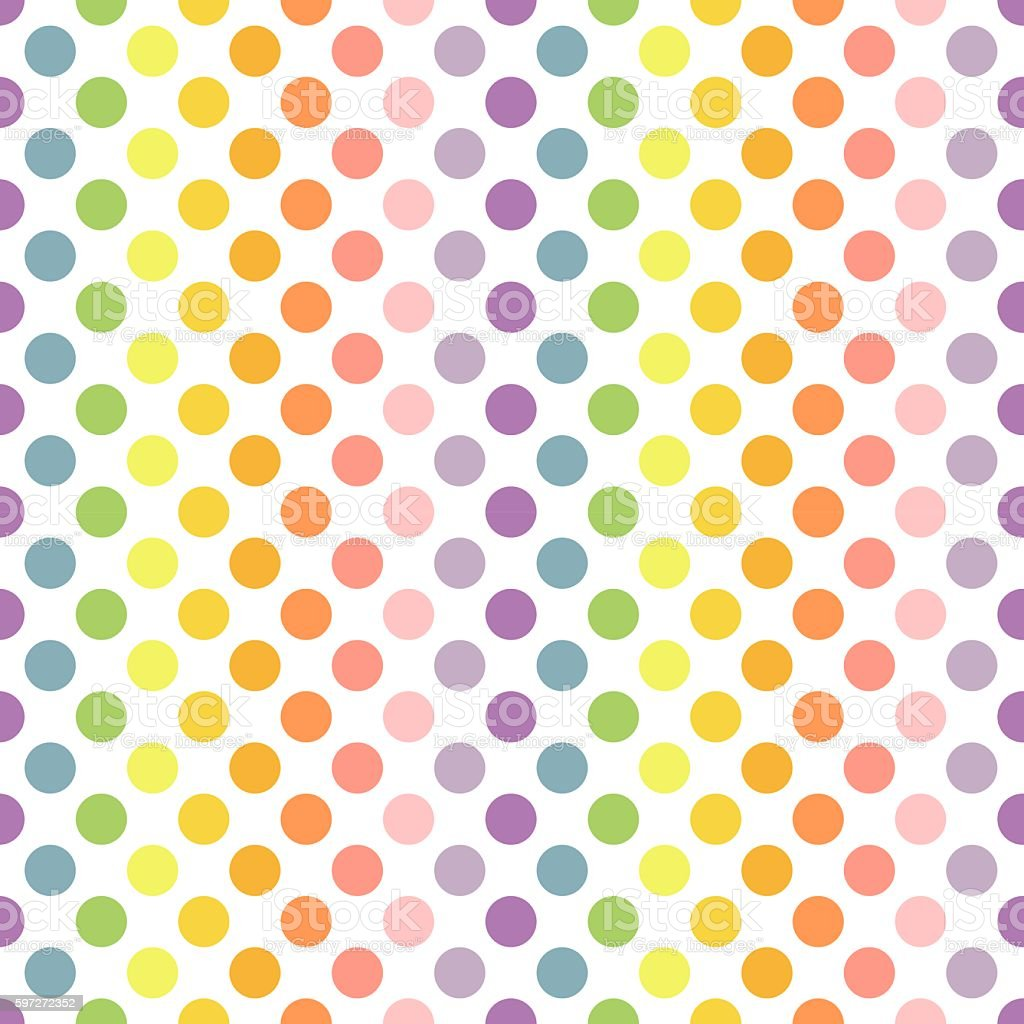 Dot colors pattern royalty-free dot colors pattern stock vector art & more images of abstract