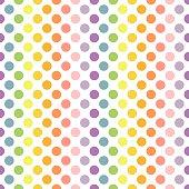 Dot colors pattern