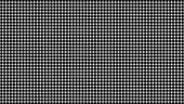 Dot RGB Background Vector. Television. Grunge Halftone. Pigment Closely. Black And White Dot Screen. Illustration