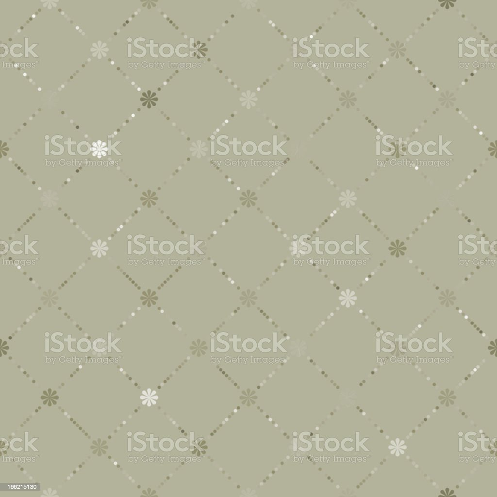 Dot template of vintage background. EPS 8 royalty-free stock vector art
