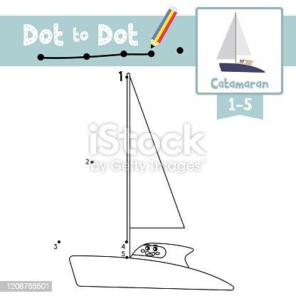 Catamaran Voile Clip Art Telechargement Gratuit