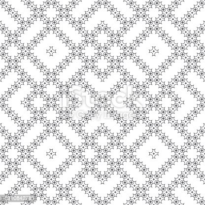 istock Dots and lines seamless 1310842781