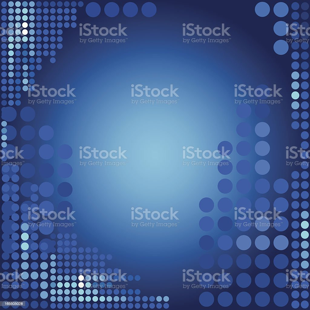 Dots Background royalty-free dots background stock vector art & more images of backgrounds