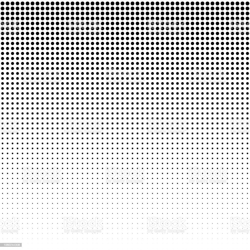 Fondo de puntos. Patrón moderno vintage. Fondo abstracto Grunge. Textura arte pop. Ilustración de vector ilustración de fondo de puntos patrón moderno vintage fondo abstracto grunge textura arte pop ilustración de vector y más vectores libres de derechos de abstracto libre de derechos
