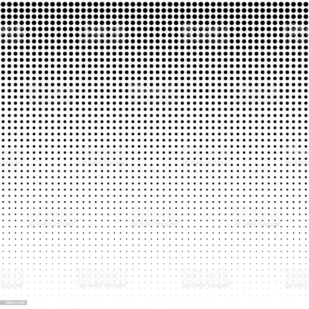 Dots Background. Vintage Modern Pattern. Grunge Abstract Backdrop. Pop-art Texture. Vector illustration - Royalty-free Abstrato arte vetorial