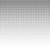 Dots Background. Vintage Modern Pattern. Grunge Abstract Backdrop. Pop-art Texture. Vector illustration.