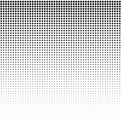 Dots Background. Vintage Modern Pattern. Grunge Abstract Backdrop. Pop-art Texture. Vector illustration clipart