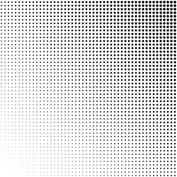 Dots Background. Vintage Modern Pattern. Grunge Abstract Backdrop. Pop-art Texture. Vector illustration vector art illustration