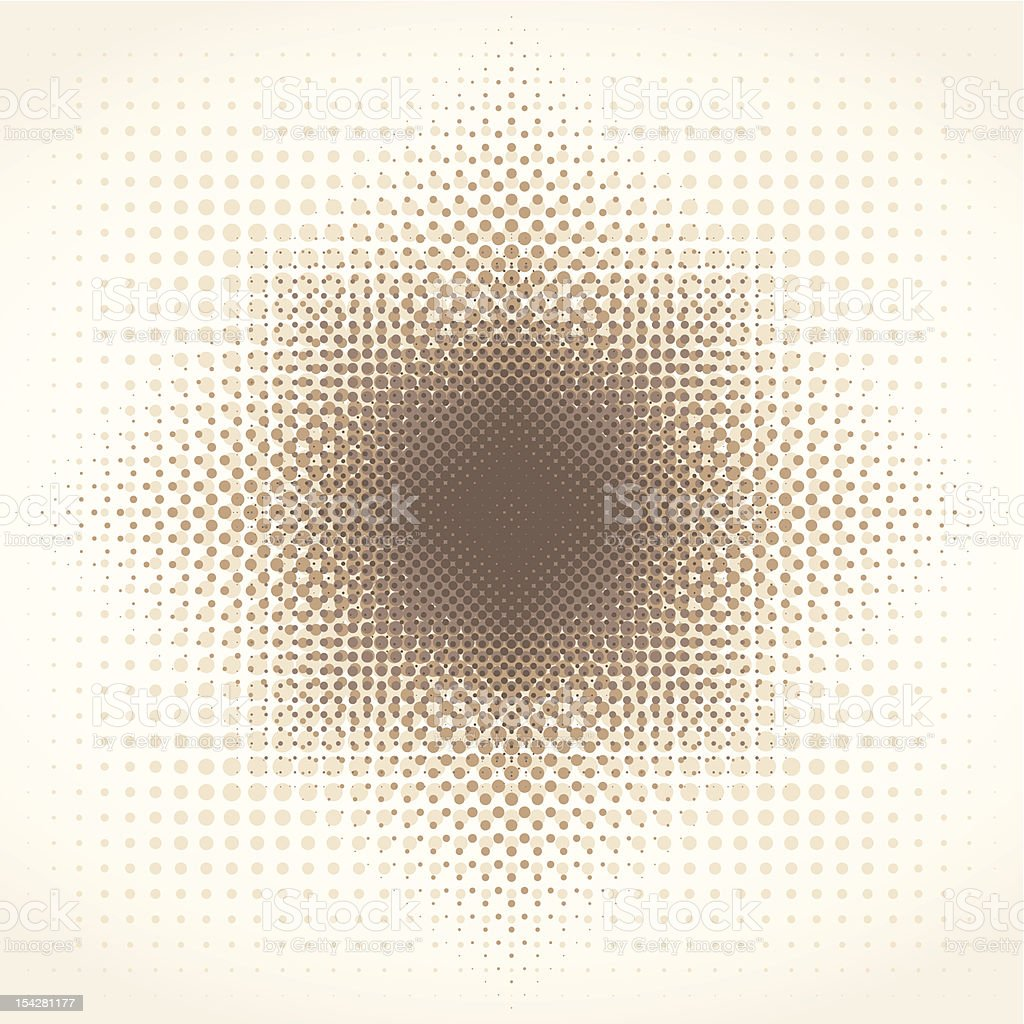 dots beige royalty-free stock vector art