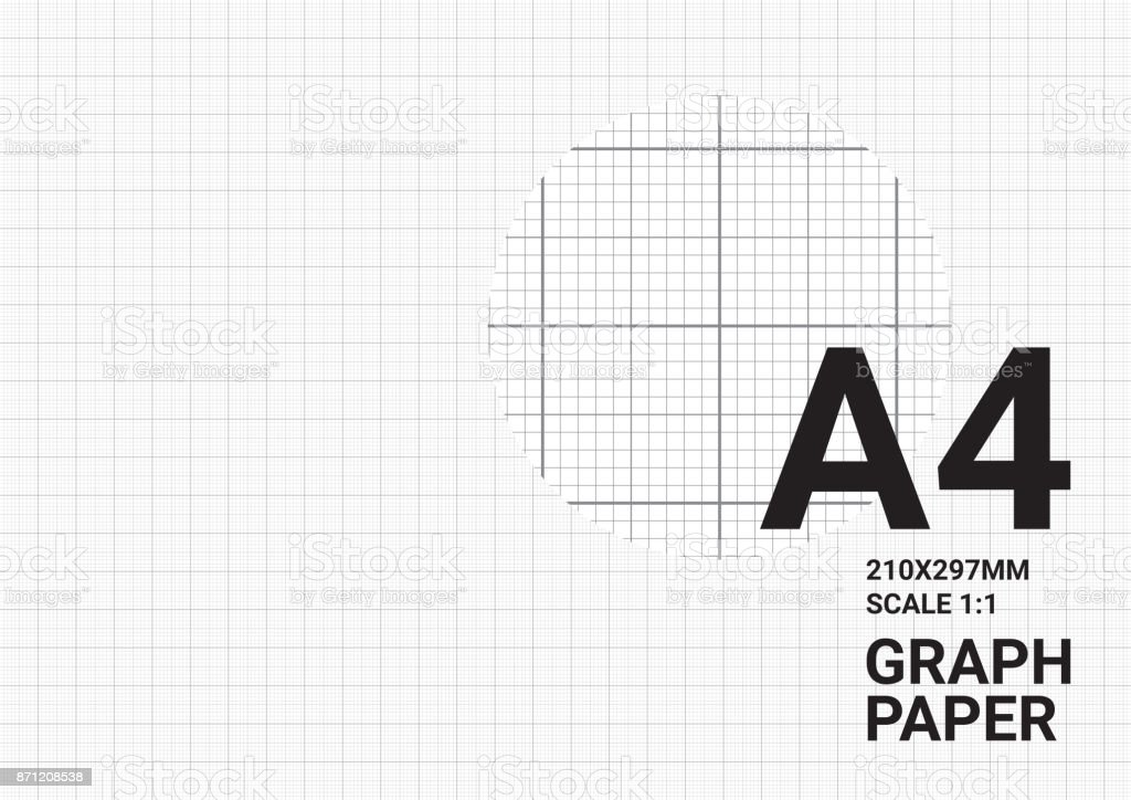 dotted graph paper background plotting dots ruler guide grid