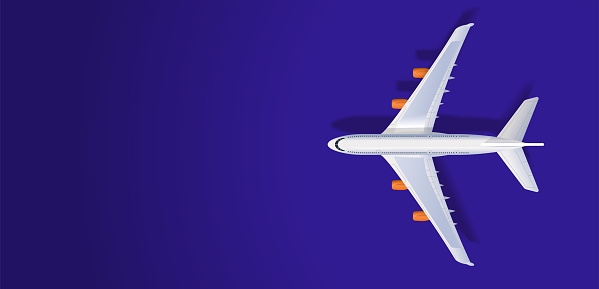 double deck airplane banner