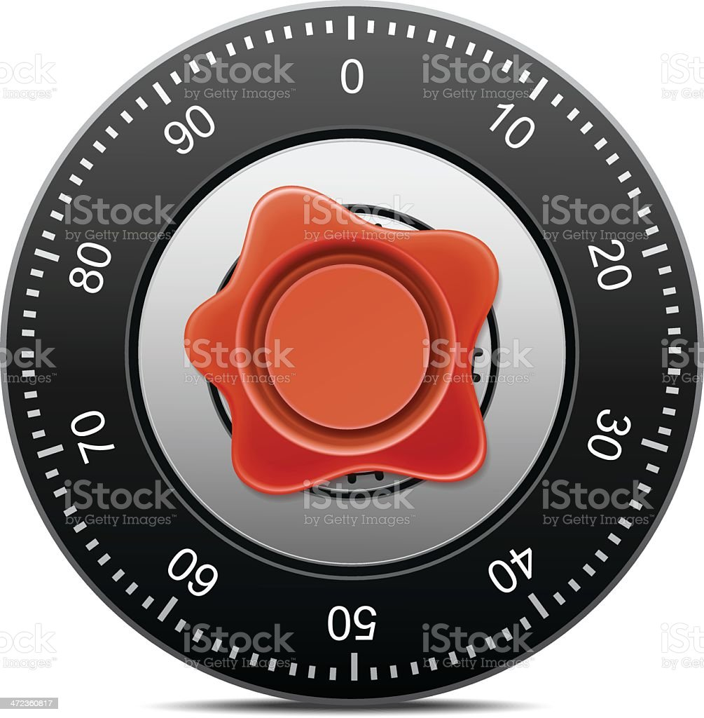 Double security royalty-free double security stock vector art & more images of circle