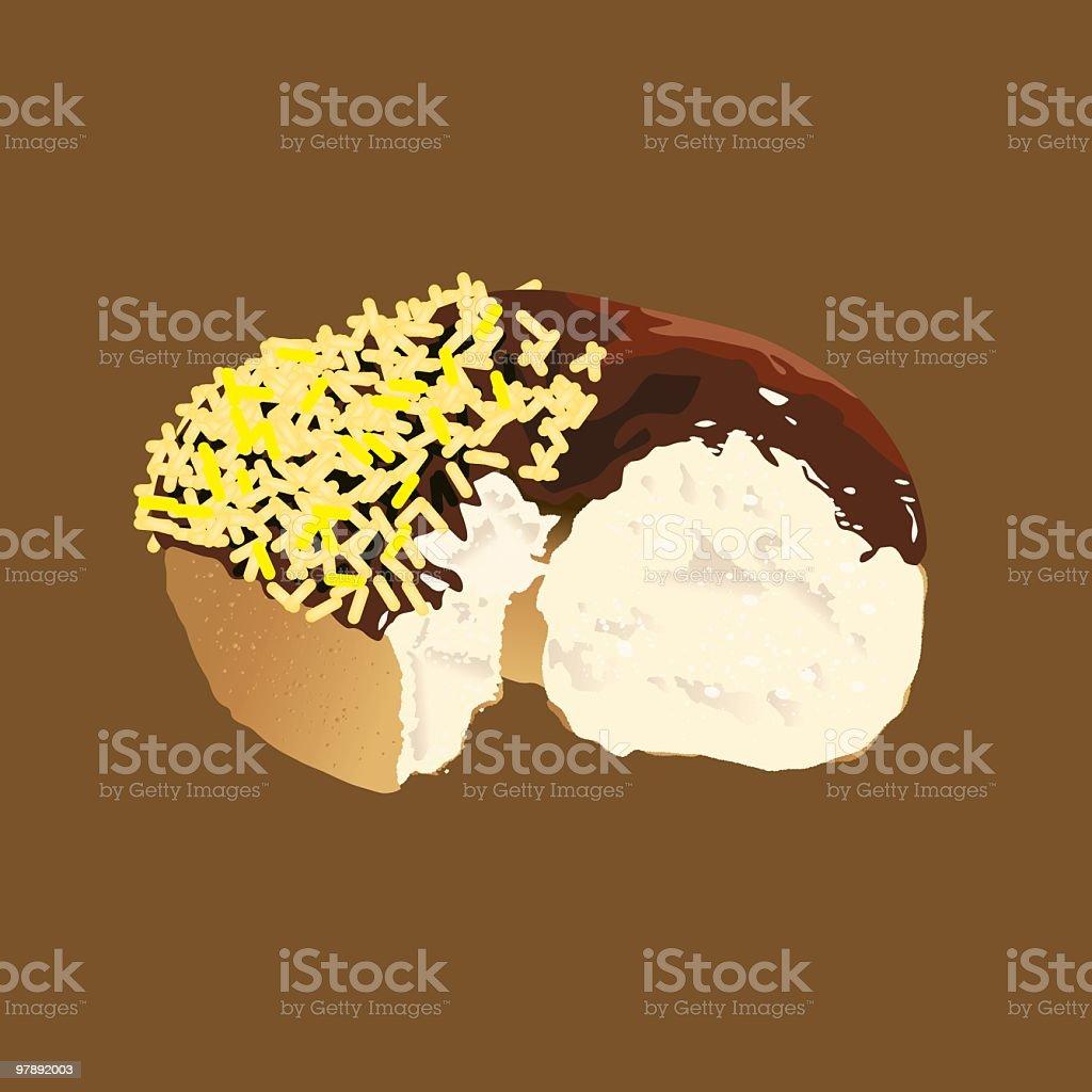 Doughnut...Yum royalty-free doughnutyum stock vector art & more images of baked