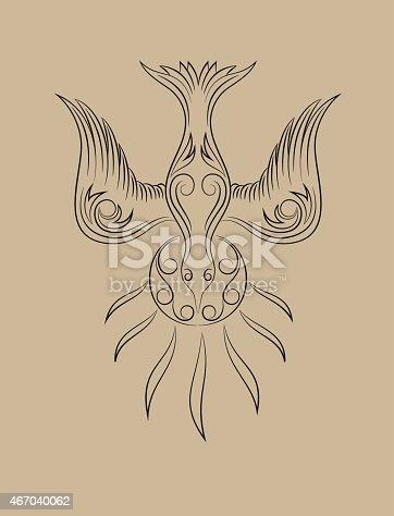 istock Dove Holyspirit fire 467040062