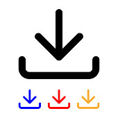 istock Download Icon. 1148634839