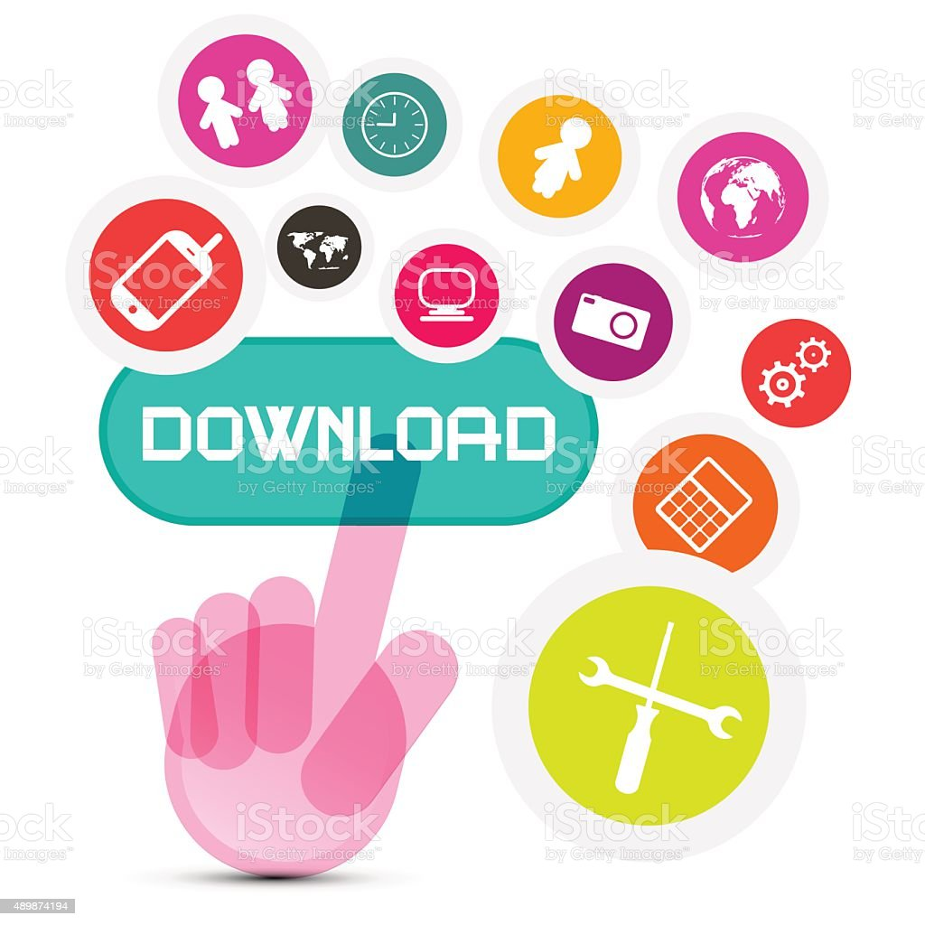 Download internet social media symbols stock vector art 489874194 download internet social media symbols royalty free stock vector art biocorpaavc Images