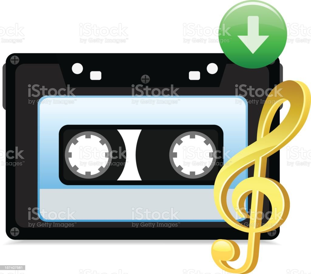 Download Music royalty-free stock vector art