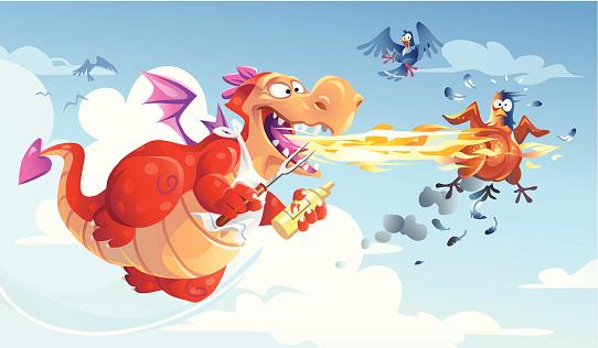Dragon Barbecue