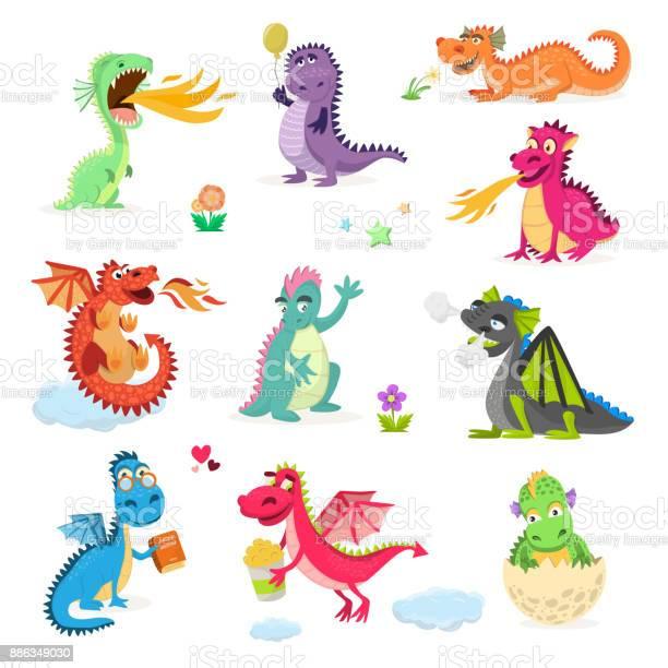 Dragon cartoon vector cute dragonfly dino character baby dinosaur for vector id886349030?b=1&k=6&m=886349030&s=612x612&h=jswgq4ahfhhdvqibgspvnagibuyq8mqlzjbmssjtvly=
