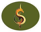 dragon money symbol