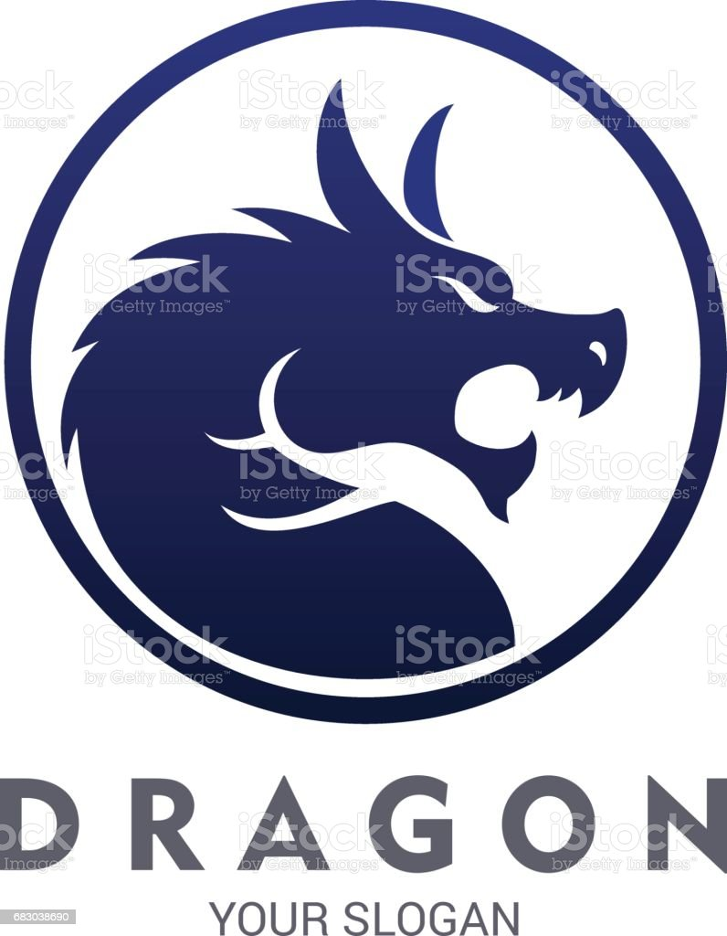 Dragon dragon - arte vetorial de stock e mais imagens de animal royalty-free
