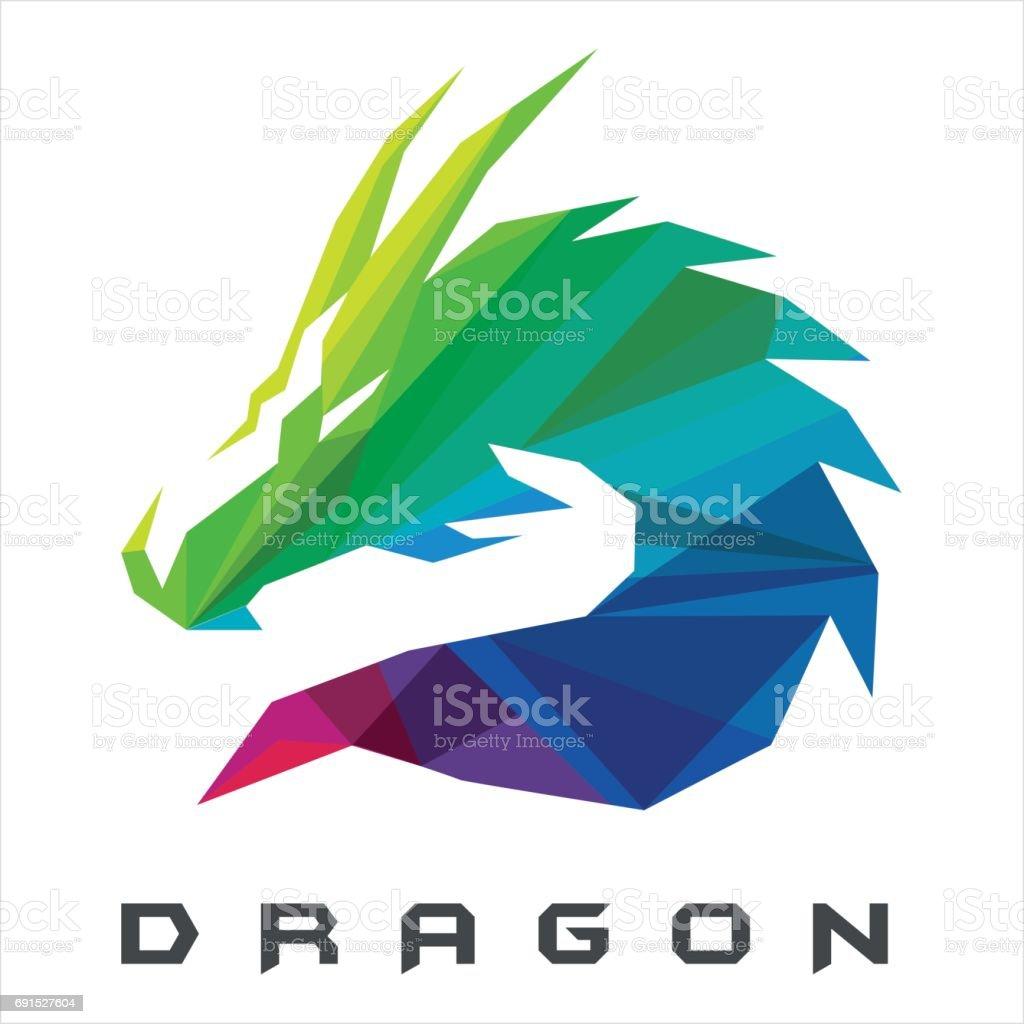Dragon  - Illustration vectorielle