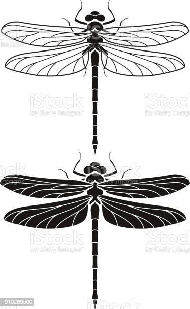 Dragonfly silhouette icons set vector id910289500?b=1&k=6&m=910289500&s=612x612&h=6vqmoxu6hht2j7ueodfhjubrvrj7q vz 0cr9d2fjyq=