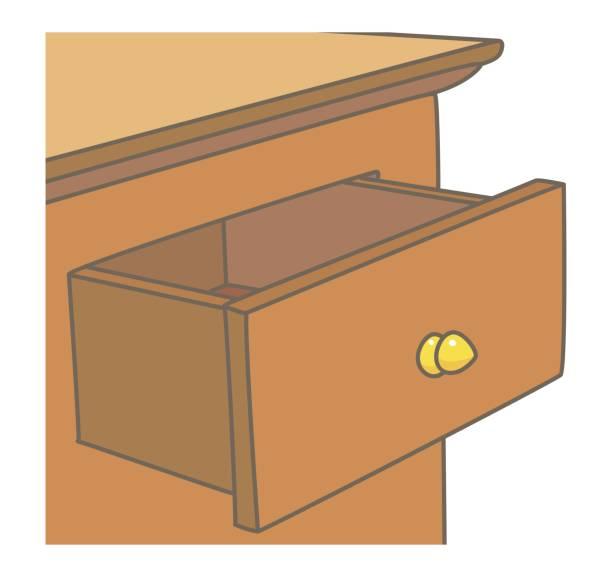 bildbanksillustrationer, clip art samt tecknat material och ikoner med låda - byrålåda