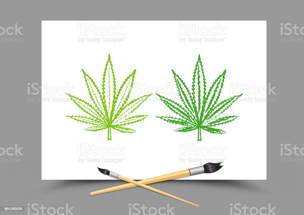 drawing hemp drug lesson royalty-free drawing hemp drug lesson stock vector art & more images of backgrounds