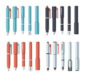 Drawing Pens & Pencils Set