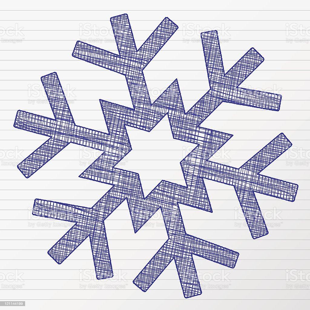 dessin flocon de neige cliparts vectoriels et plus d images de