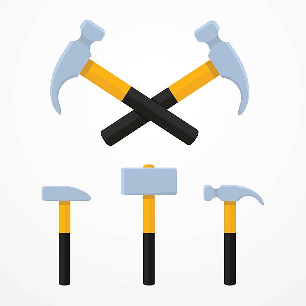 Vector Illustration Hammer: Hammer Clip Art, Vector Images & Illustrations