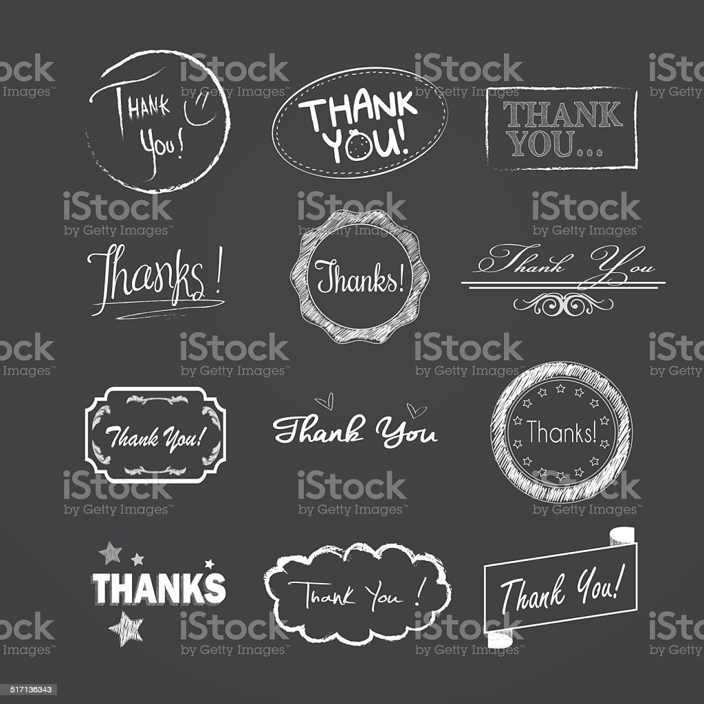 Drawn und sorgt dank vintage Logo label.  Vektor Illustr – Vektorgrafik