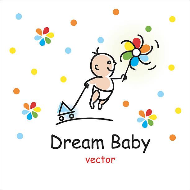 Free baby bottom clip art