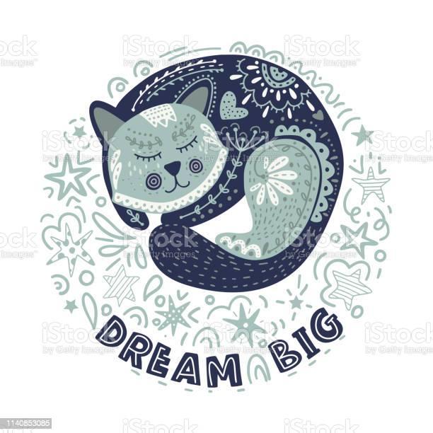 Dream big vector cat illustration vector id1140853085?b=1&k=6&m=1140853085&s=612x612&h=r wppsegj kxlvem1p5ynwznzd 2byzezxguiret1x0=