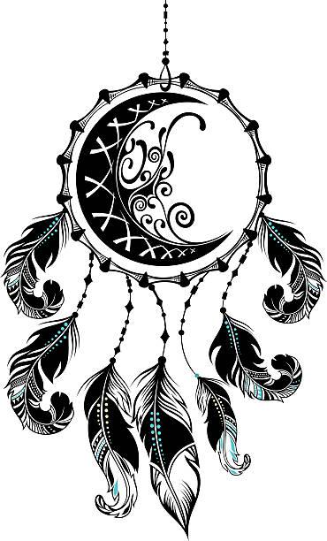 Royalty Free Dreamcatcher Clip Art, Vector Images ...