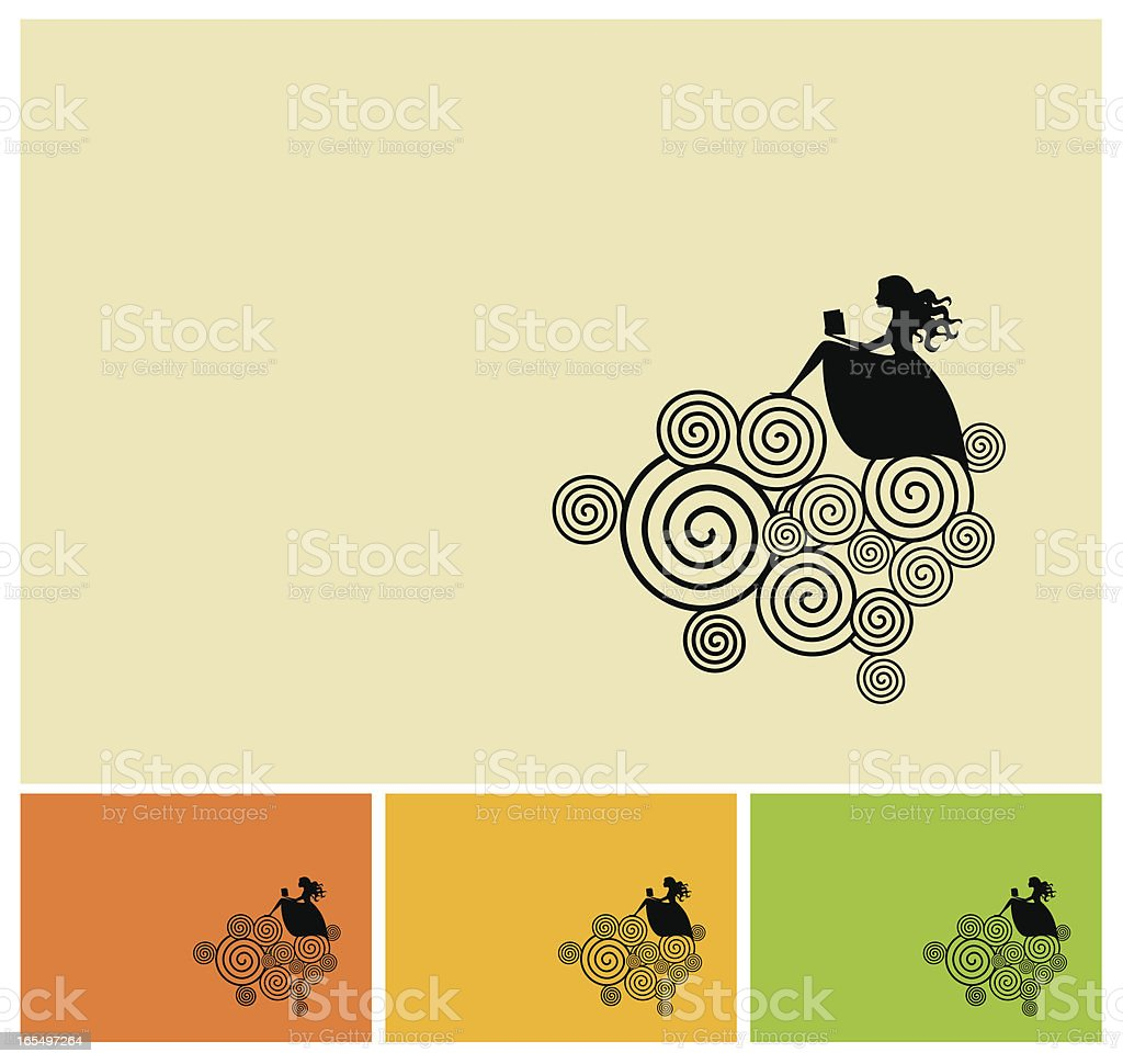 Dreams royalty-free stock vector art