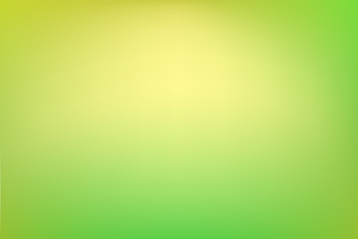 Dreamy abstract green background