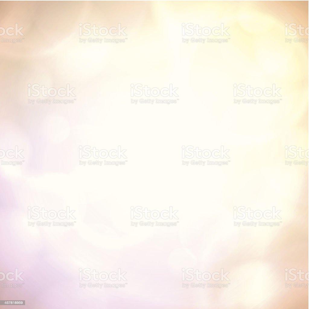 Dreamy atmosphere - Royaltyfri Abstrakt vektorgrafik