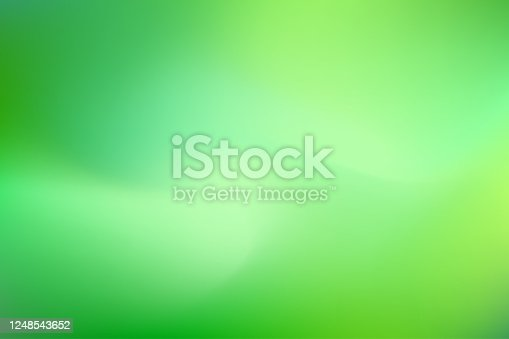istock Dreamy smooth abstract green background 1248543652